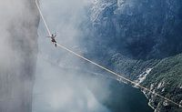 EXPEDICE HIGHLINE NORWAY